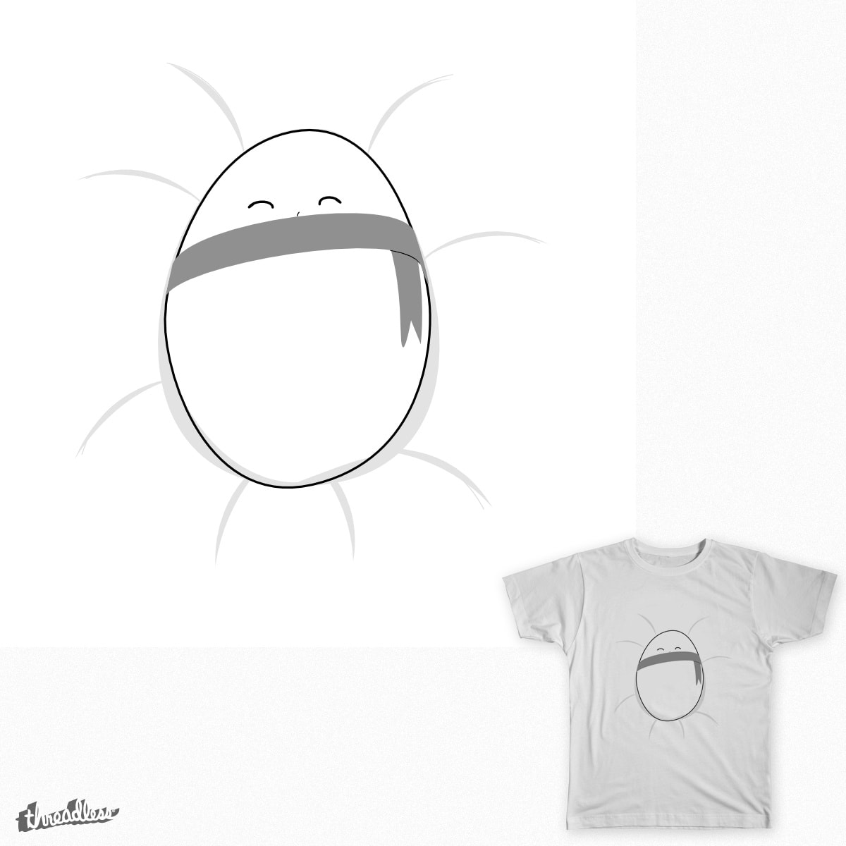 Baby Egg by imhakim on Threadless