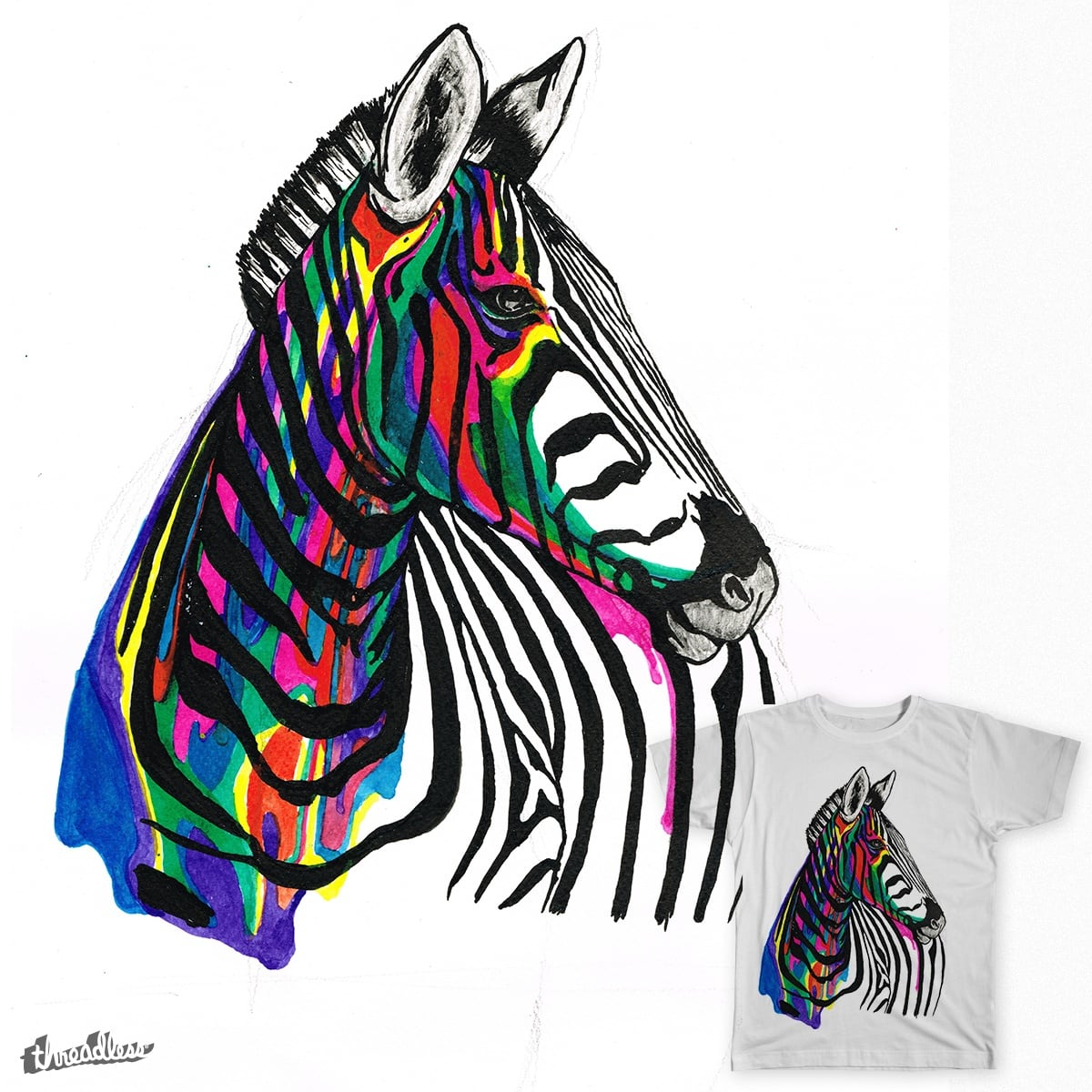 But why can't I be a unicorn?! by Eliseanna on Threadless