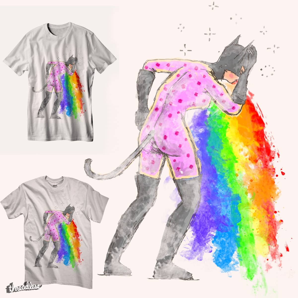 After Nyan's Show by kooky love on Threadless