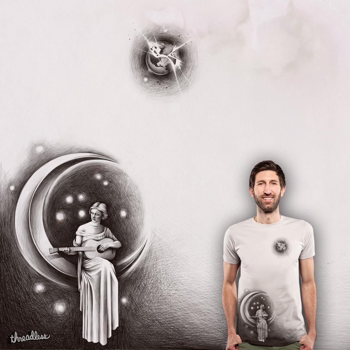 Moon Song by CUBAN0 on Threadless