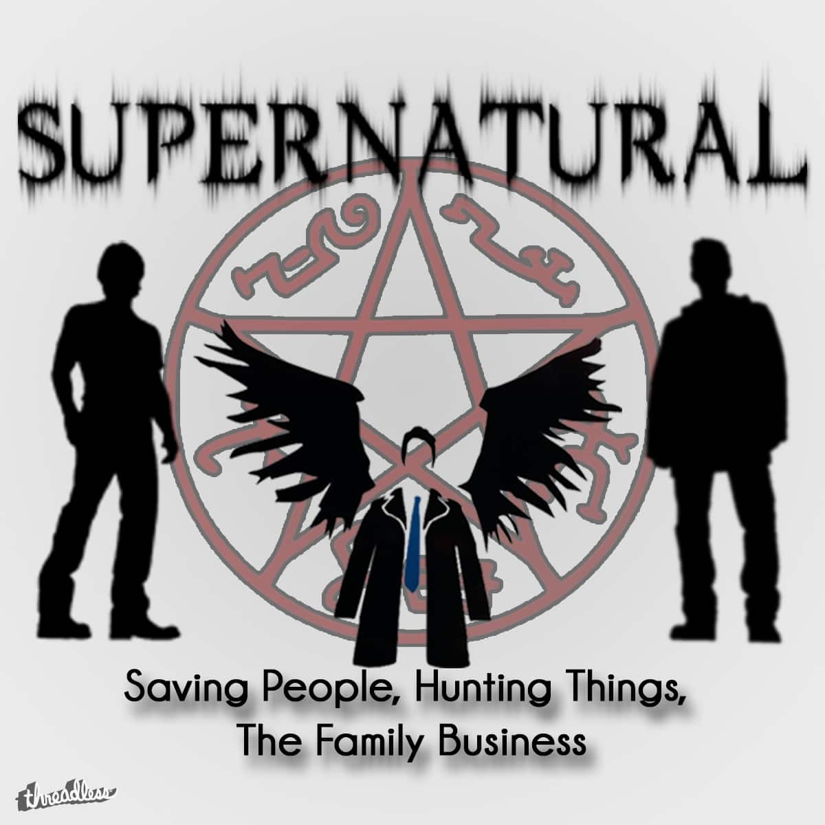 Score Supernatural Saving People Hunting Things The Family