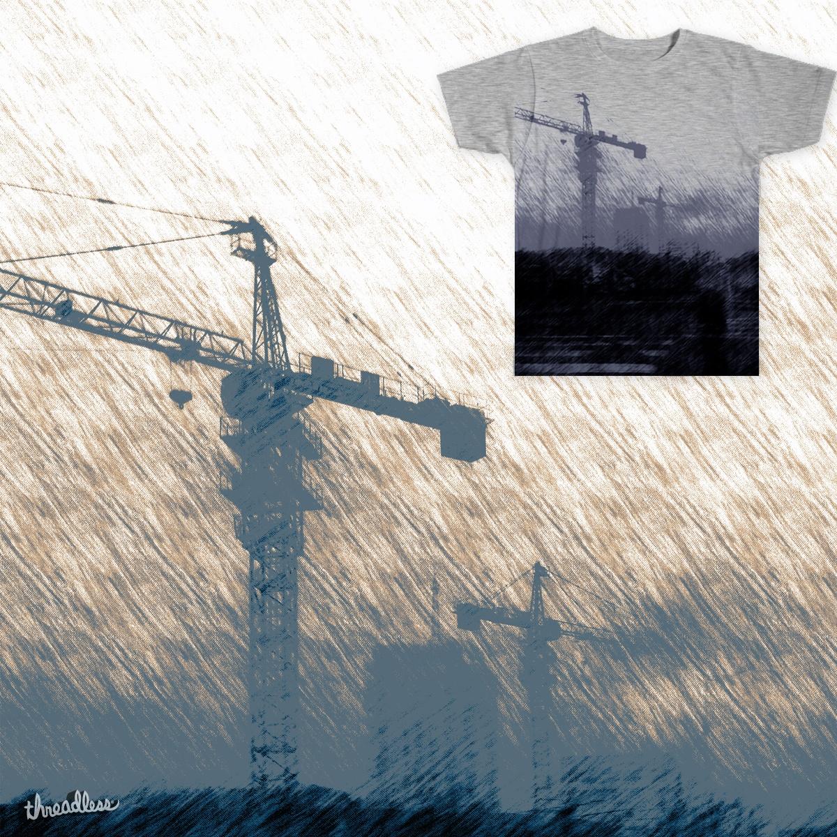 Rainy Day by AroLije on Threadless