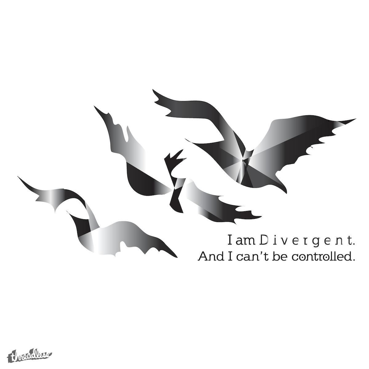 Divergent birds images galleries with for Divergent tris bird tattoo
