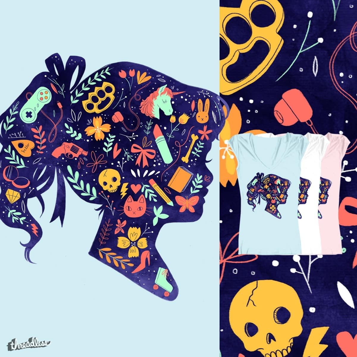 Sugar and Spice and...Everything!  by Lillianjoan on Threadless