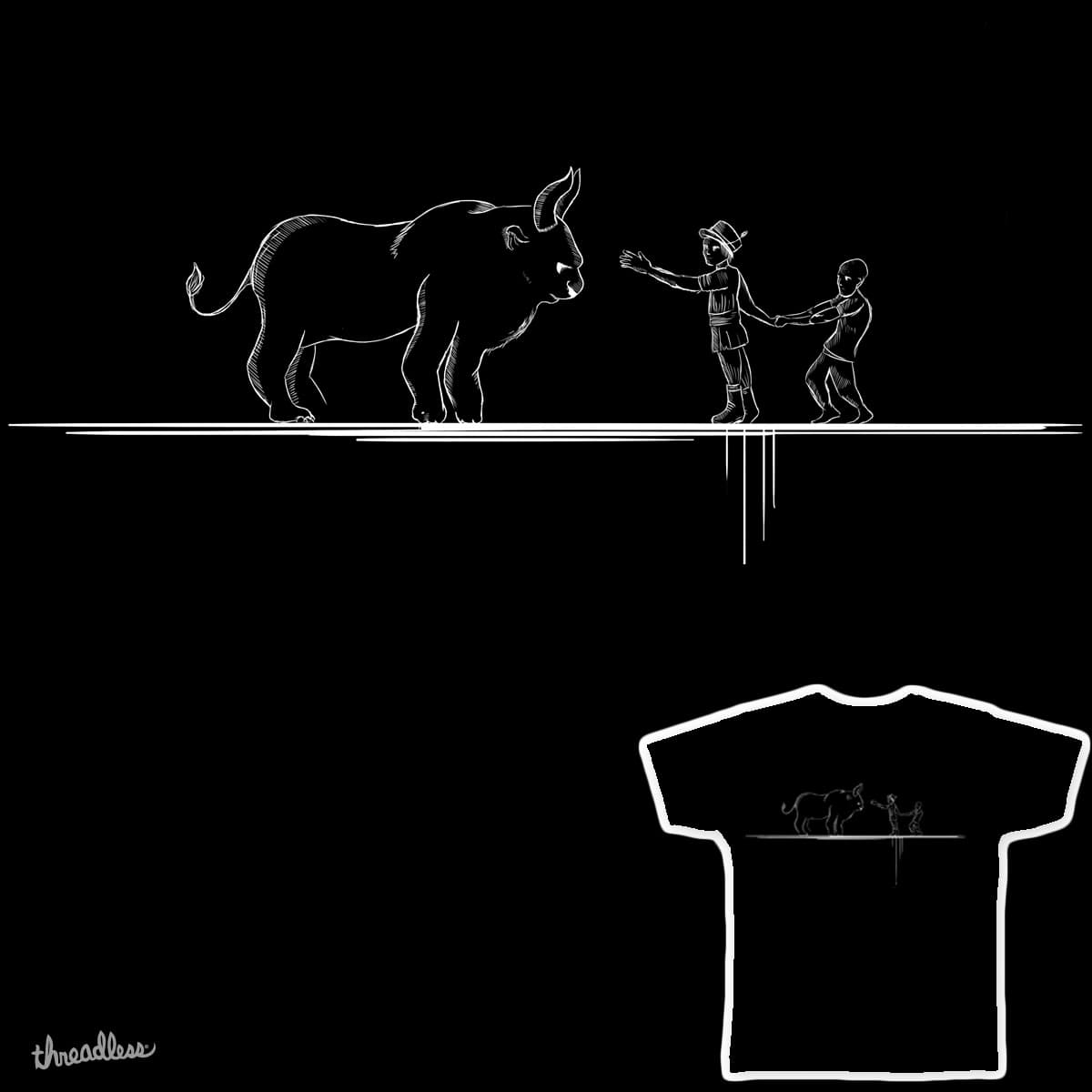 Danny has a Death Wish by Michael27 on Threadless