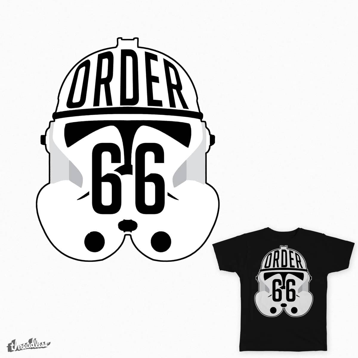 Order 66 by EmpireSquared on Threadless