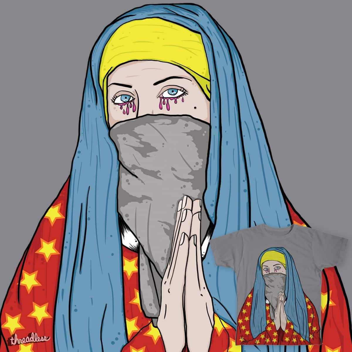 Guadalupe by LDOTM on Threadless
