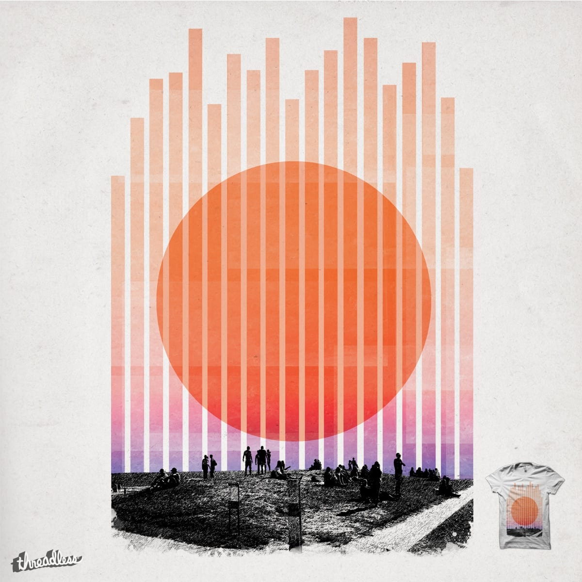 Summer Nights by nils285 on Threadless