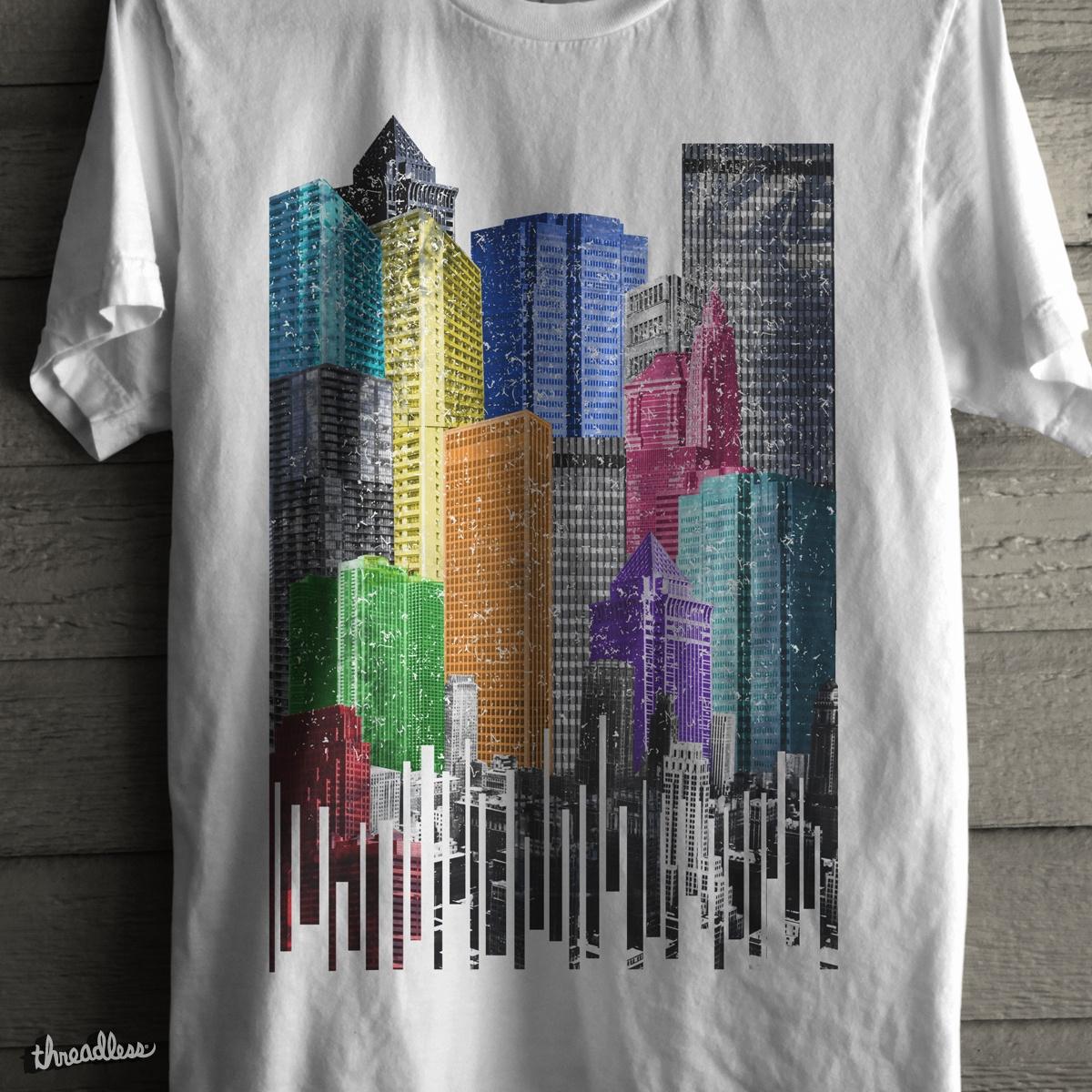 Urban City by nils285 on Threadless