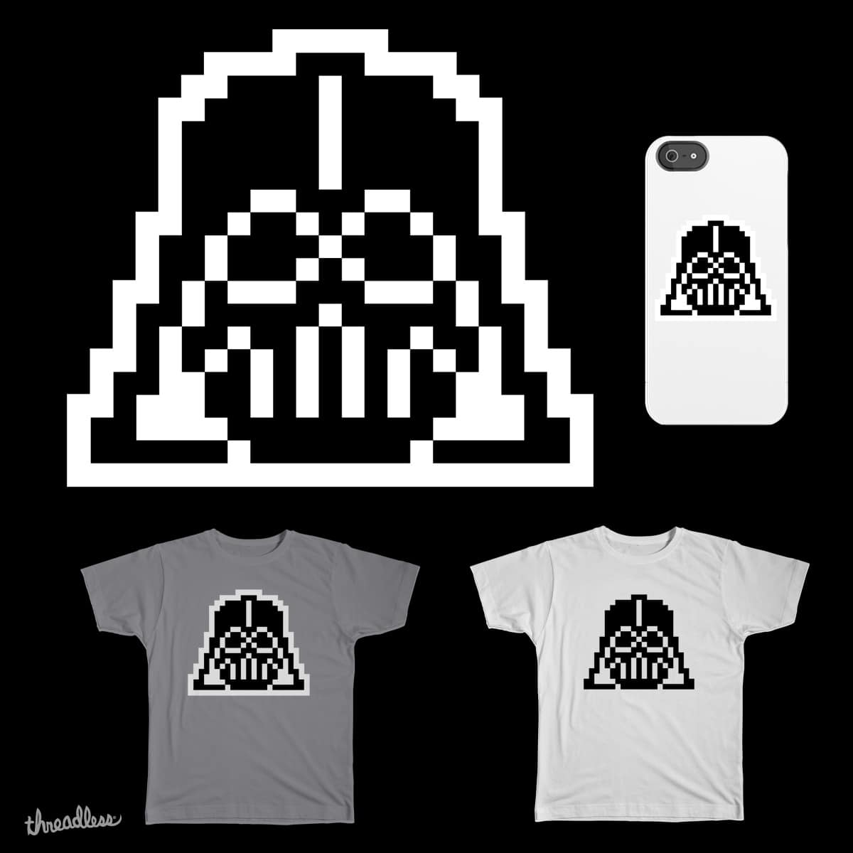 get pixelvaded. by d_cono on Threadless