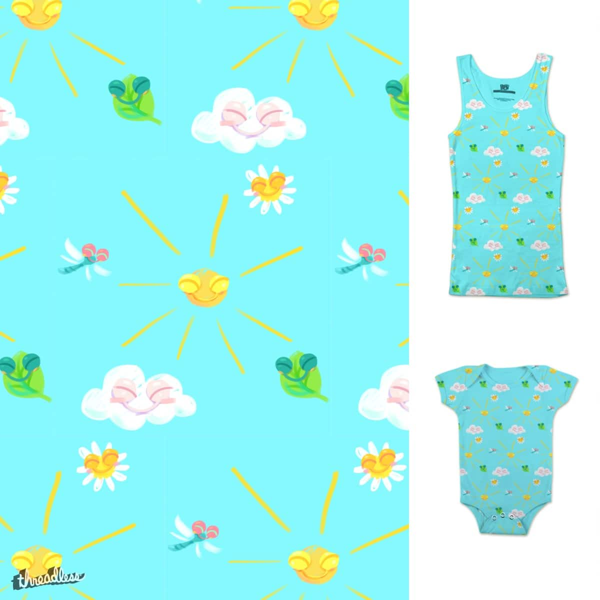 Sunny Day by ChungWoanLing on Threadless