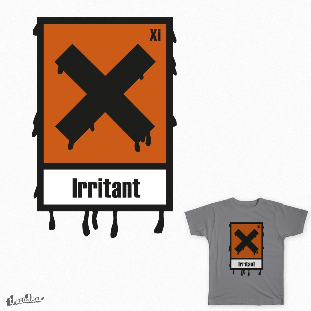 Irritant by Brandon-Joyce on Threadless