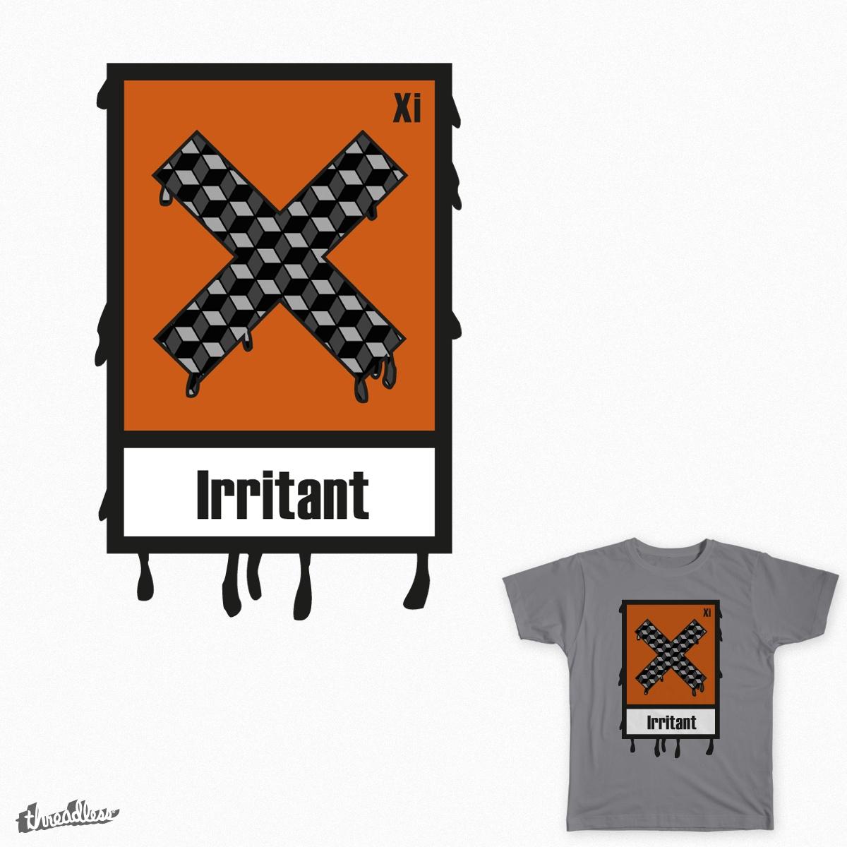 Irritant Mk II by Brandon-Joyce on Threadless