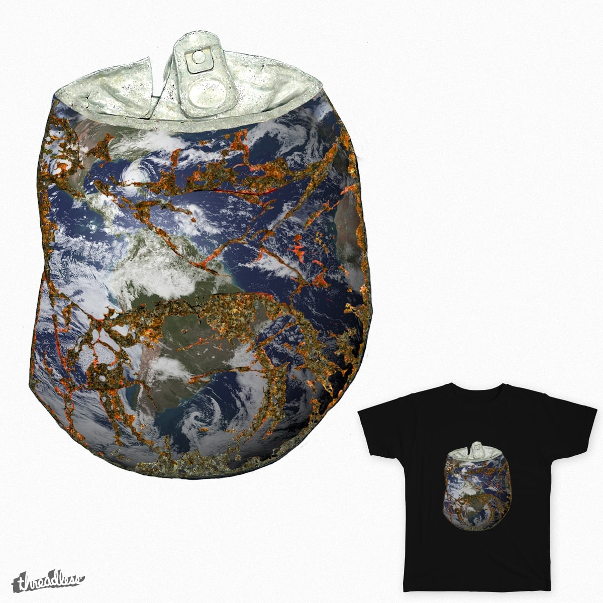 litterworld by mikbulp on Threadless