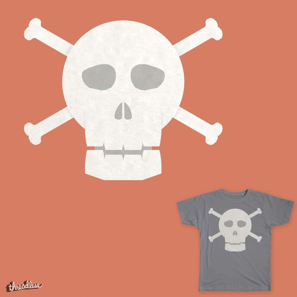 Jolly Roger by EmpireSquared on Threadless
