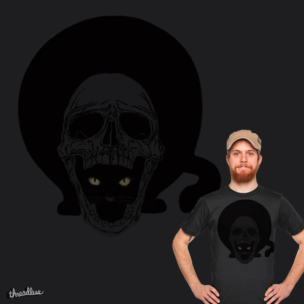 THE CAT POWER by Ionrules on Threadless