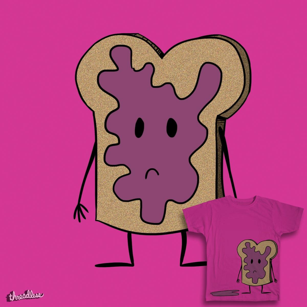 Jelly Toast by jedfras on Threadless