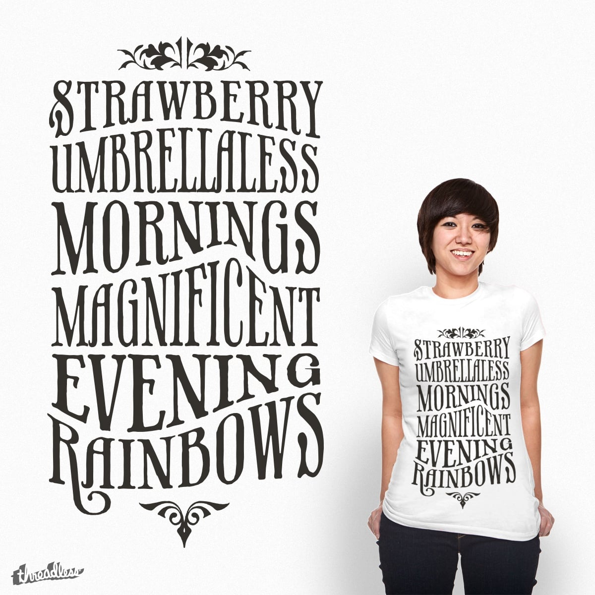 SUMMER by EmpireMade on Threadless