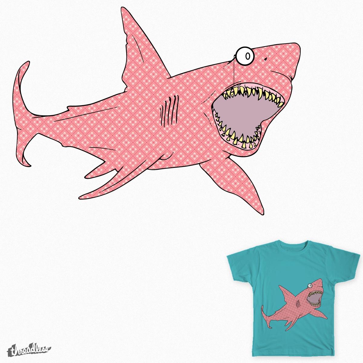 Sharkgent by jumbogiant21 on Threadless