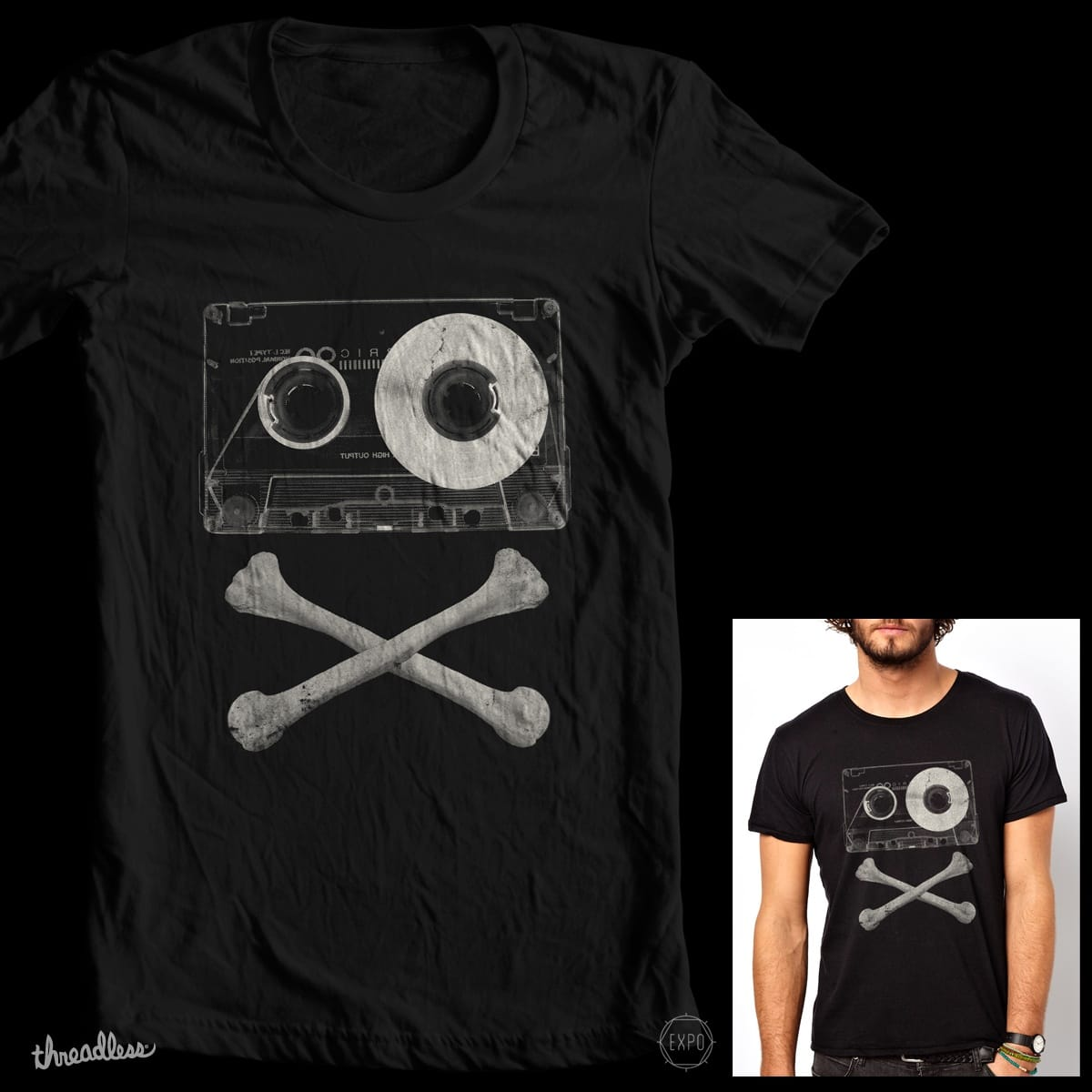 Pirate Music by expo on Threadless