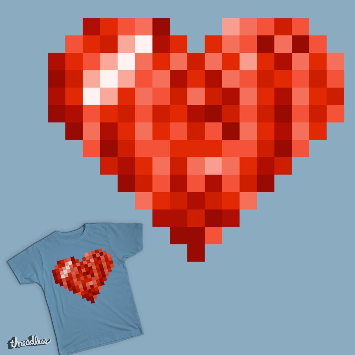 Basic Love by BadPony on Threadless