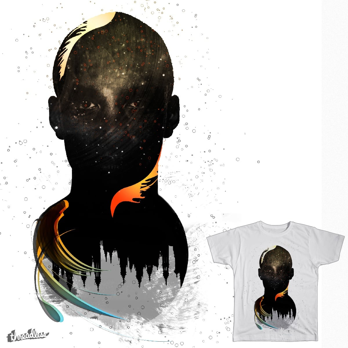 The Universe Inside by Sugo on Threadless