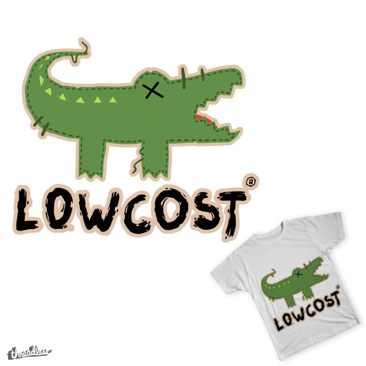 LOWCOST by CarlottArt on Threadless