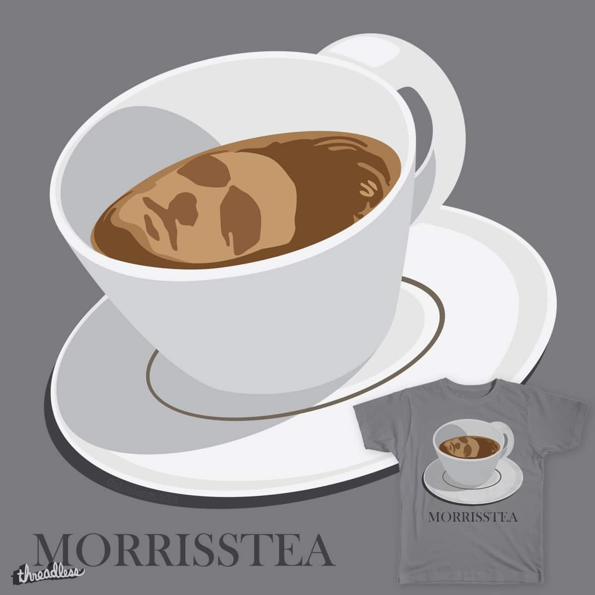 Morrisstea by Shinnbert on Threadless