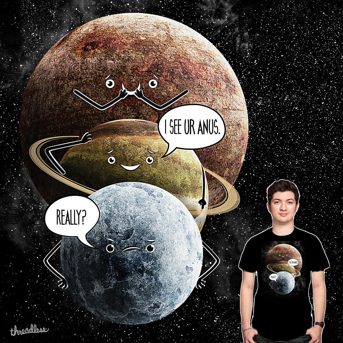 Planetary Immaturity by PolySciGuy on Threadless