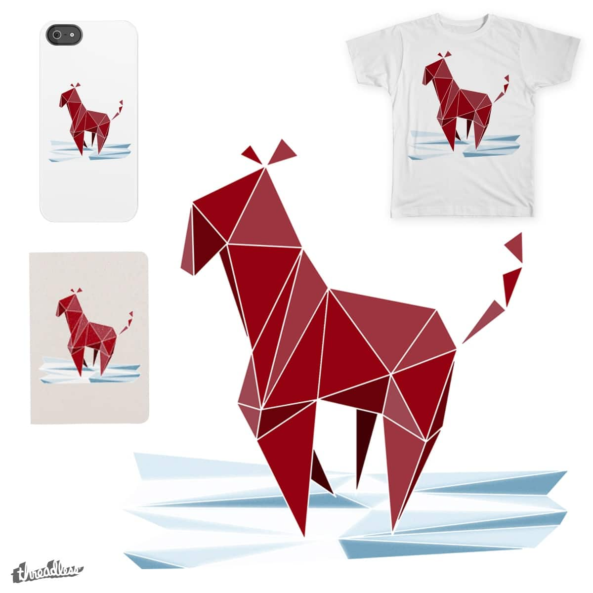 The Spindlebeast by merelyQURIOS on Threadless