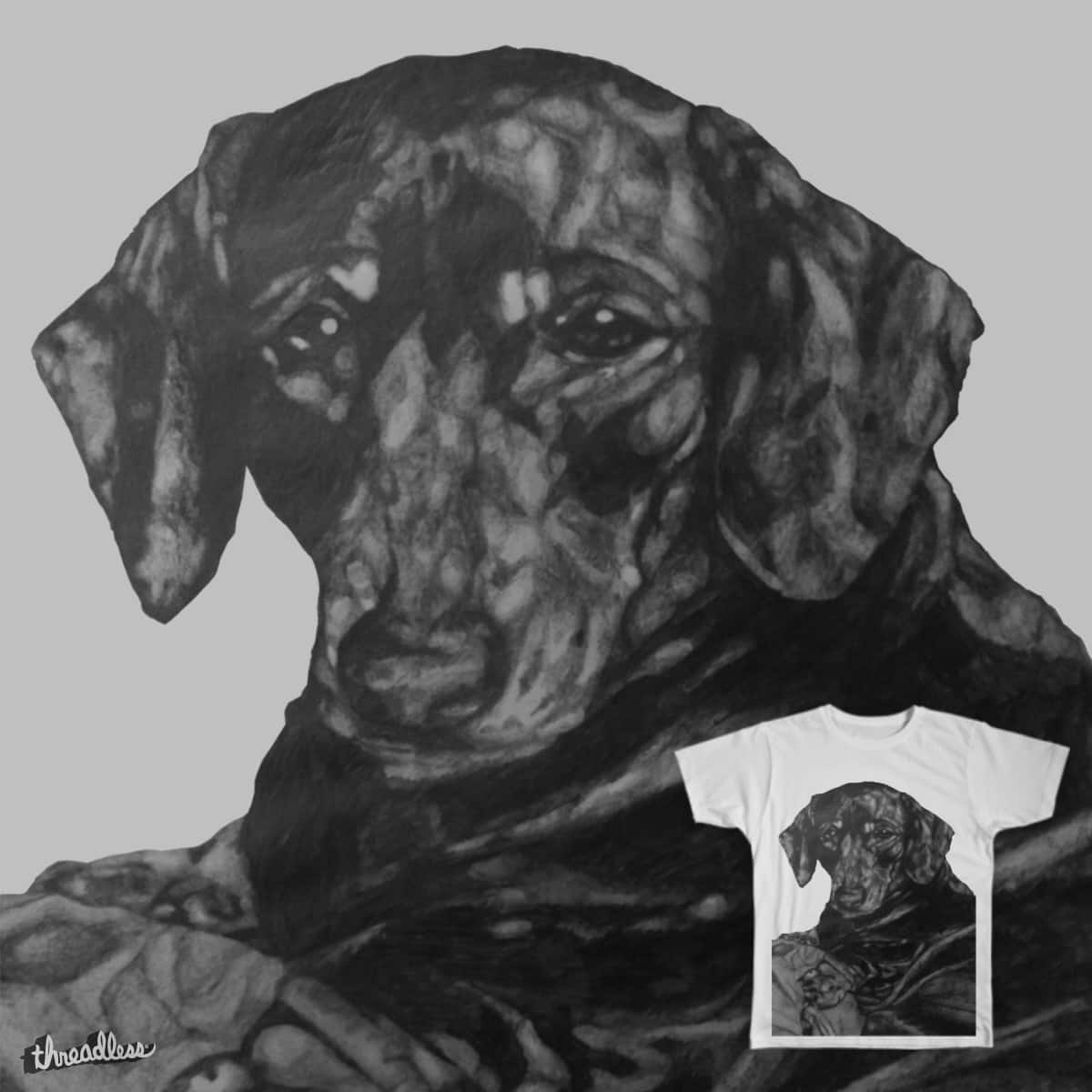 Daschund by Nmaiklem on Threadless