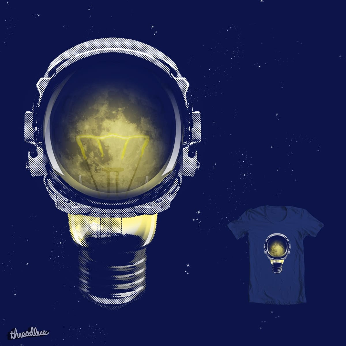 Astro Thought by thetideconsumesme on Threadless