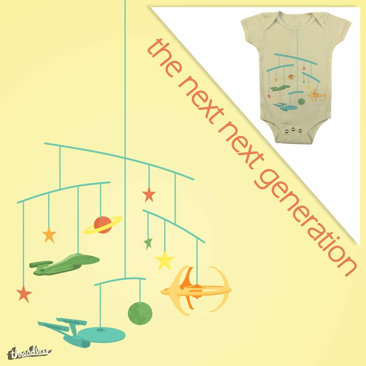 The Next Next Generation by jovima on Threadless