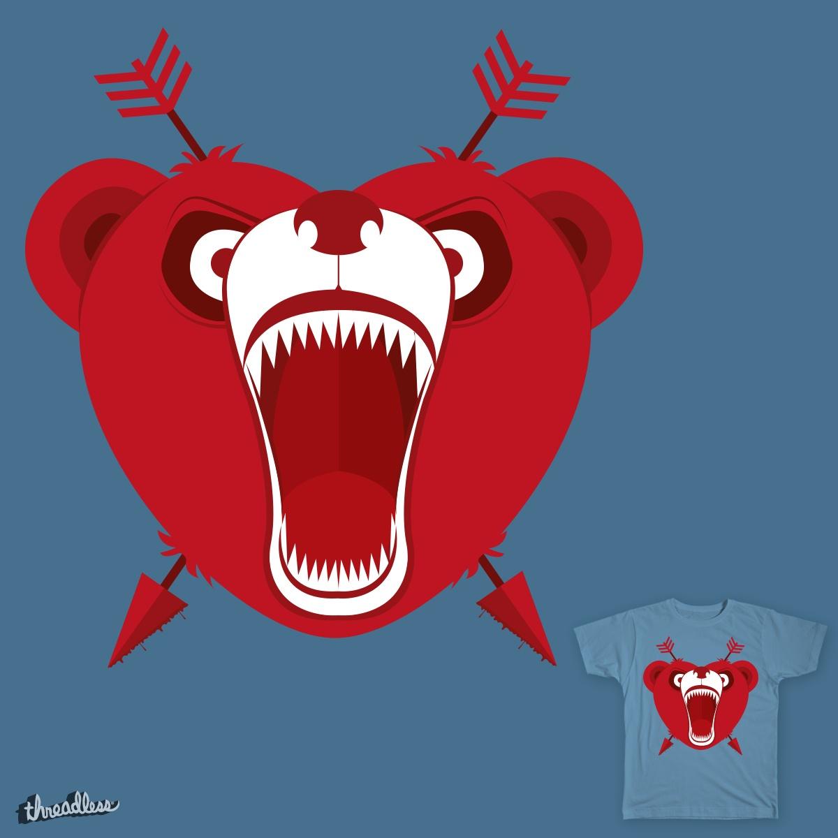 Love Bear by Krab-Graphix on Threadless