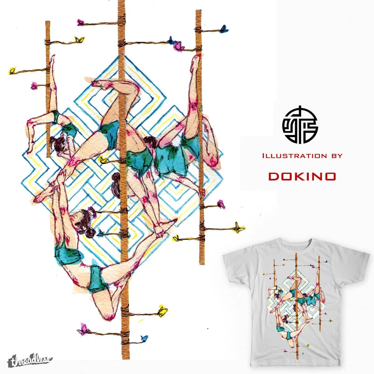 Composition by dokino on Threadless