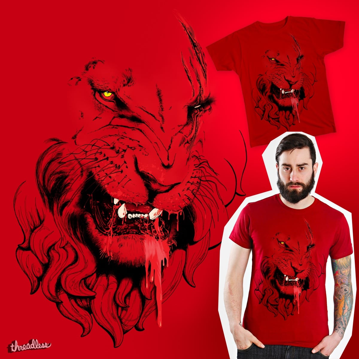 Goliath by Artemple on Threadless