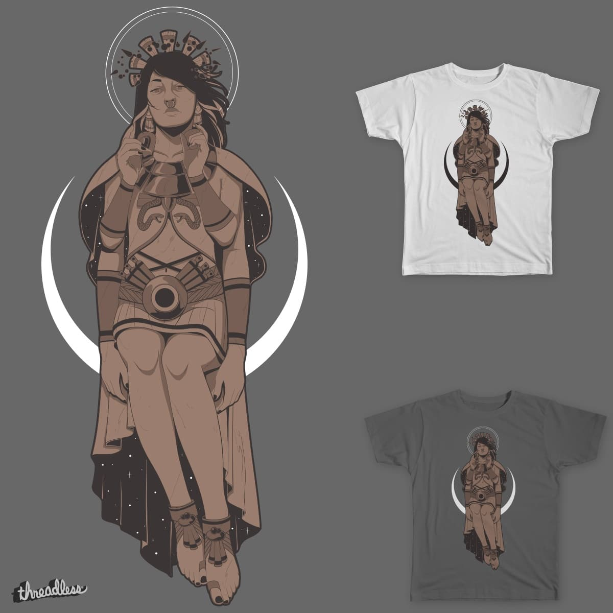 Citlalicue by sergiosaucedo on Threadless