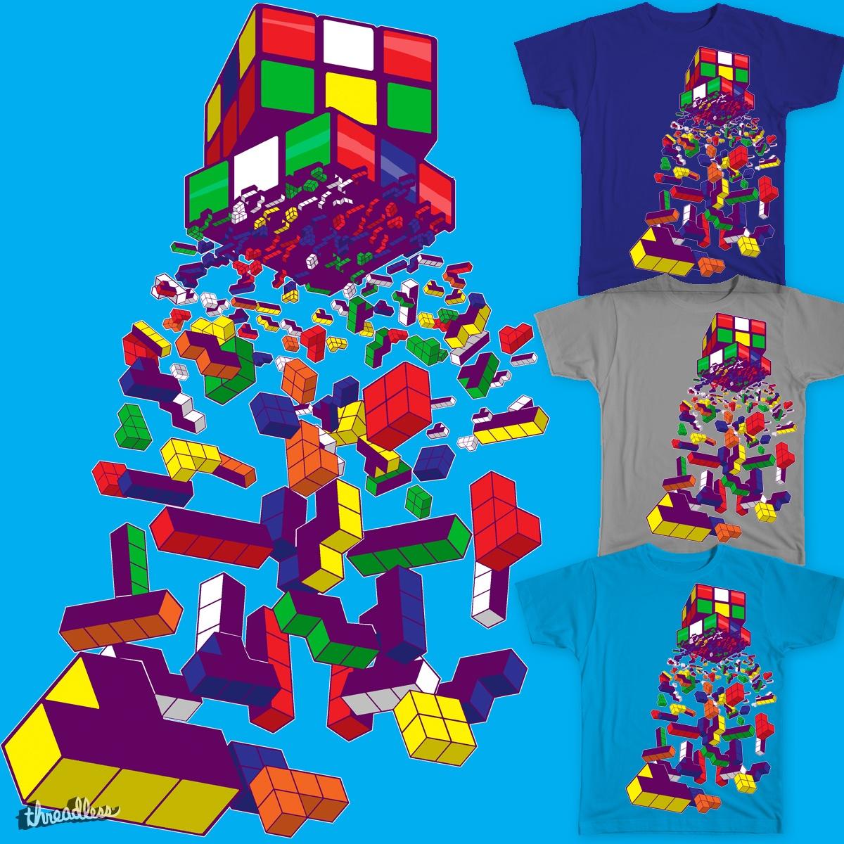 The God Cube by SaltySteveD on Threadless