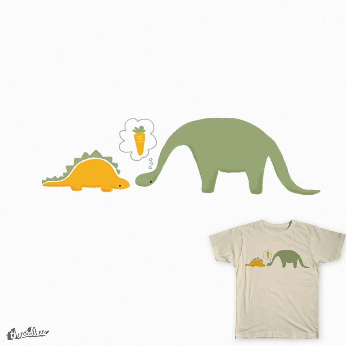 Uncanny Resemblance  by mandyljq on Threadless