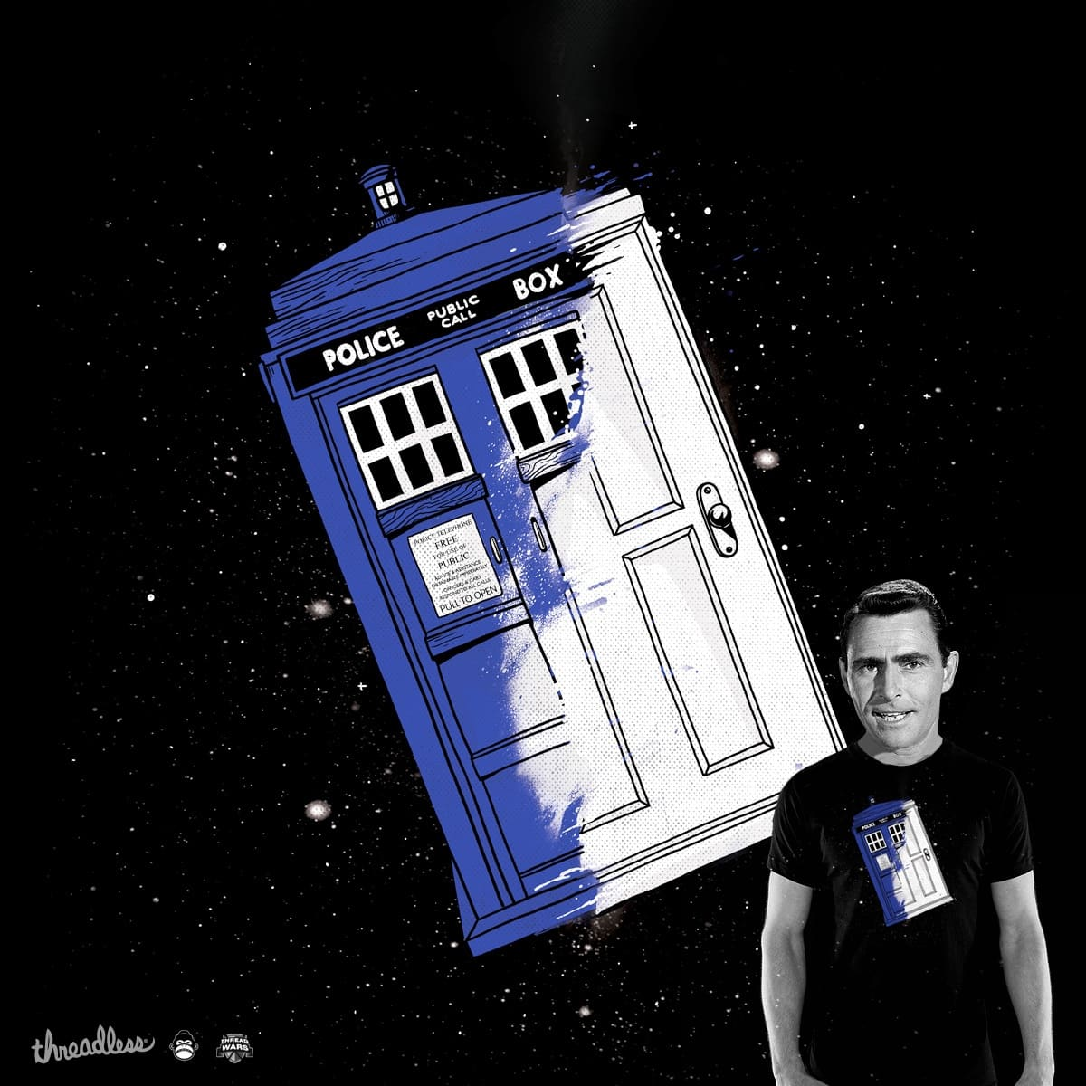 Another Dimension by alexmdc on Threadless
