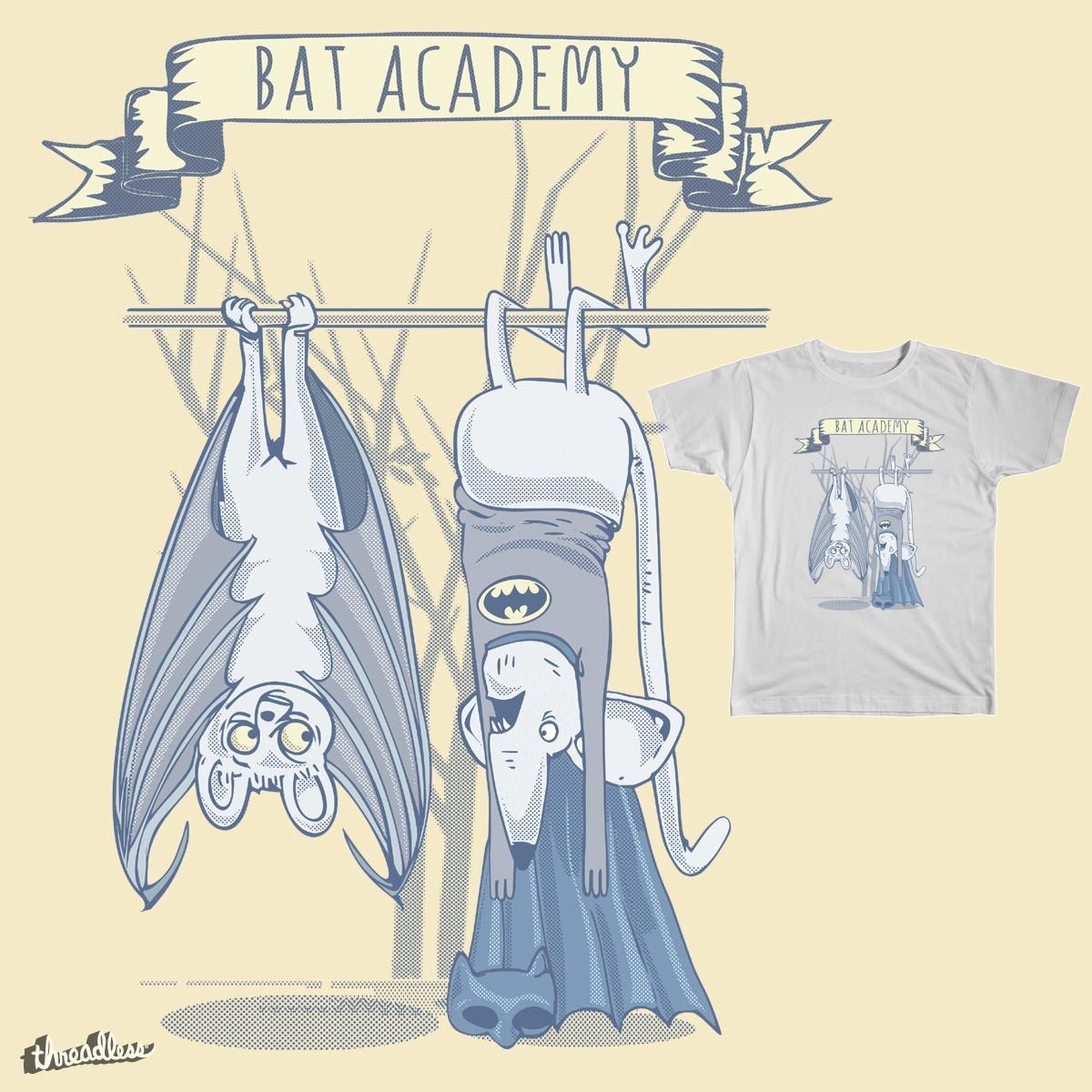 Bat Academy by weoos_02 on Threadless
