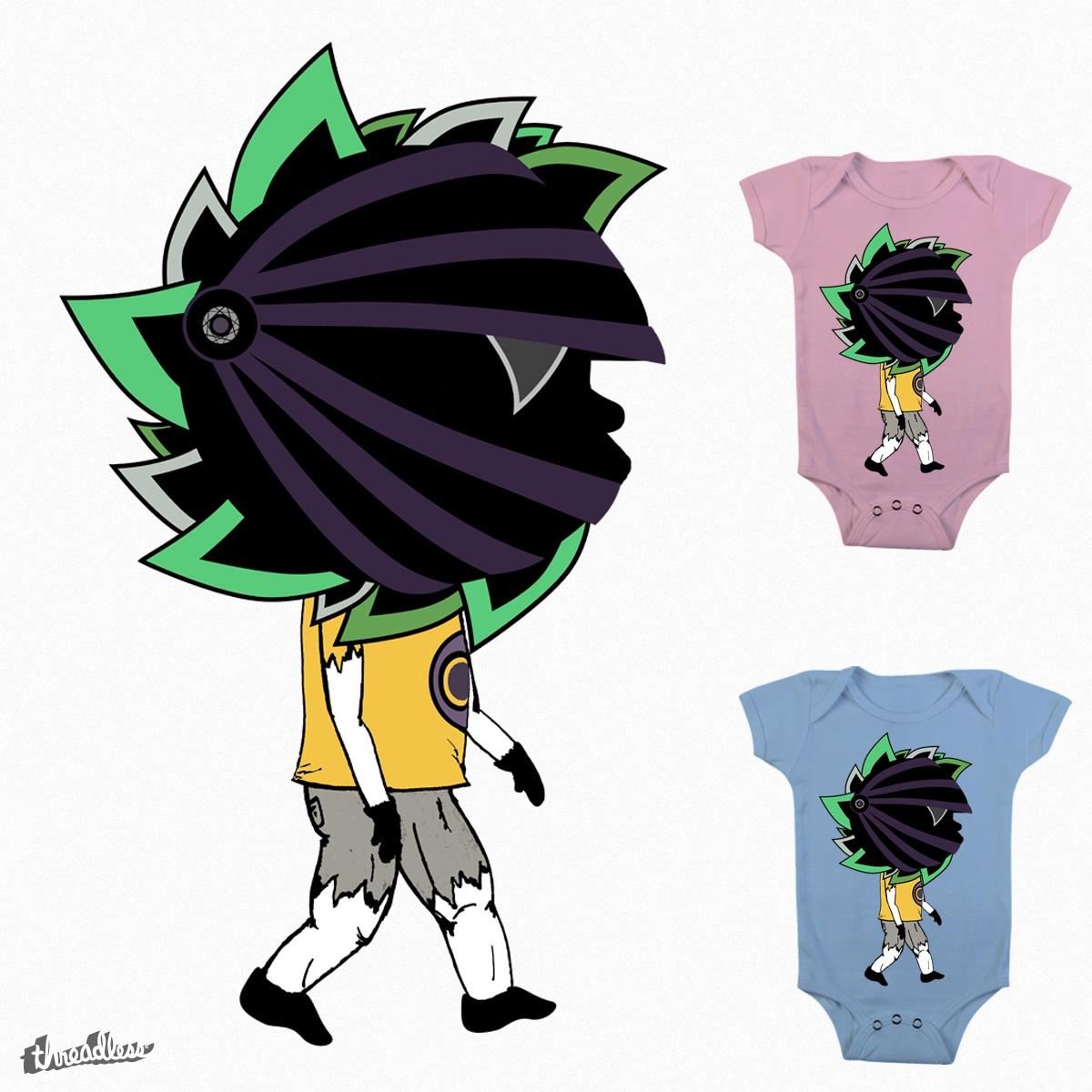Little Ninja  by luminari on Threadless