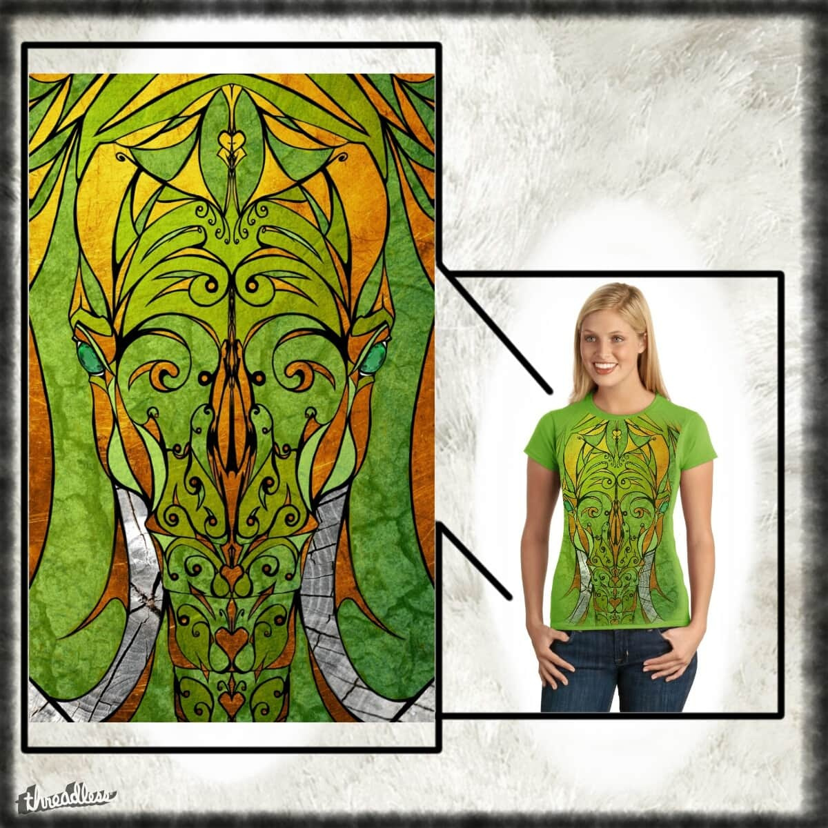 The Majestic Elephant by ExileArtwork on Threadless