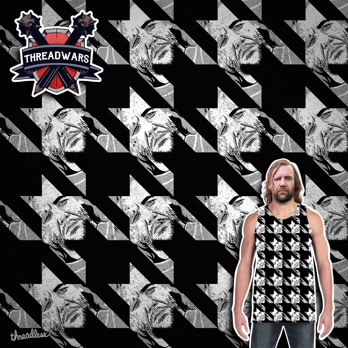 The Houndstooth by Wheels03 on Threadless