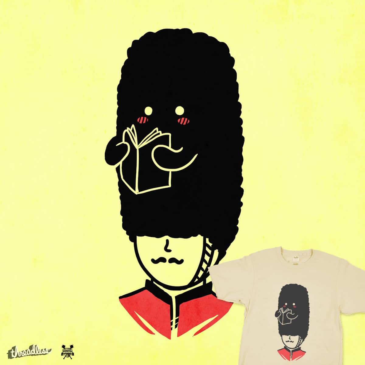 The Guards by dudeowl on Threadless