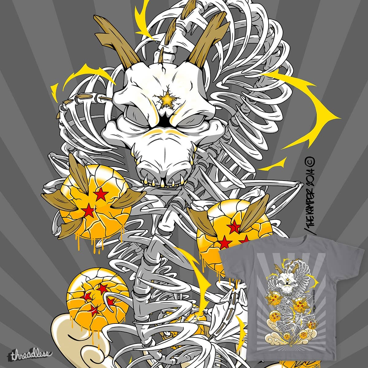 ShenBones by THE.KAMPER on Threadless