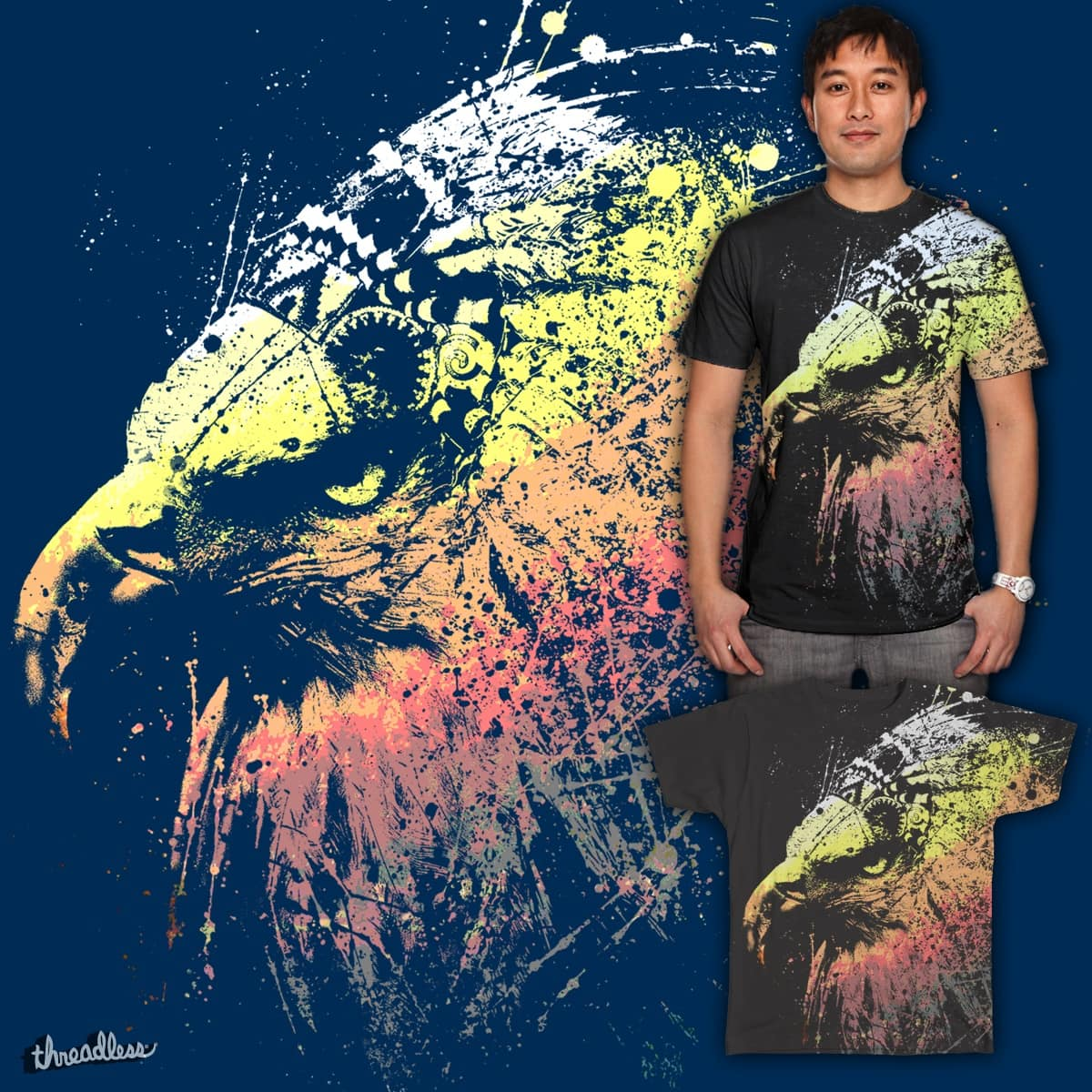 The Chief by ramil21 on Threadless