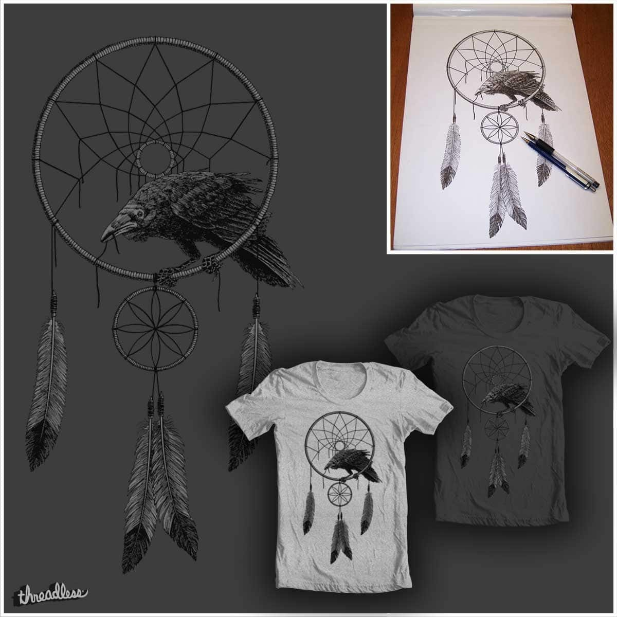 dream breaker by epicego on Threadless