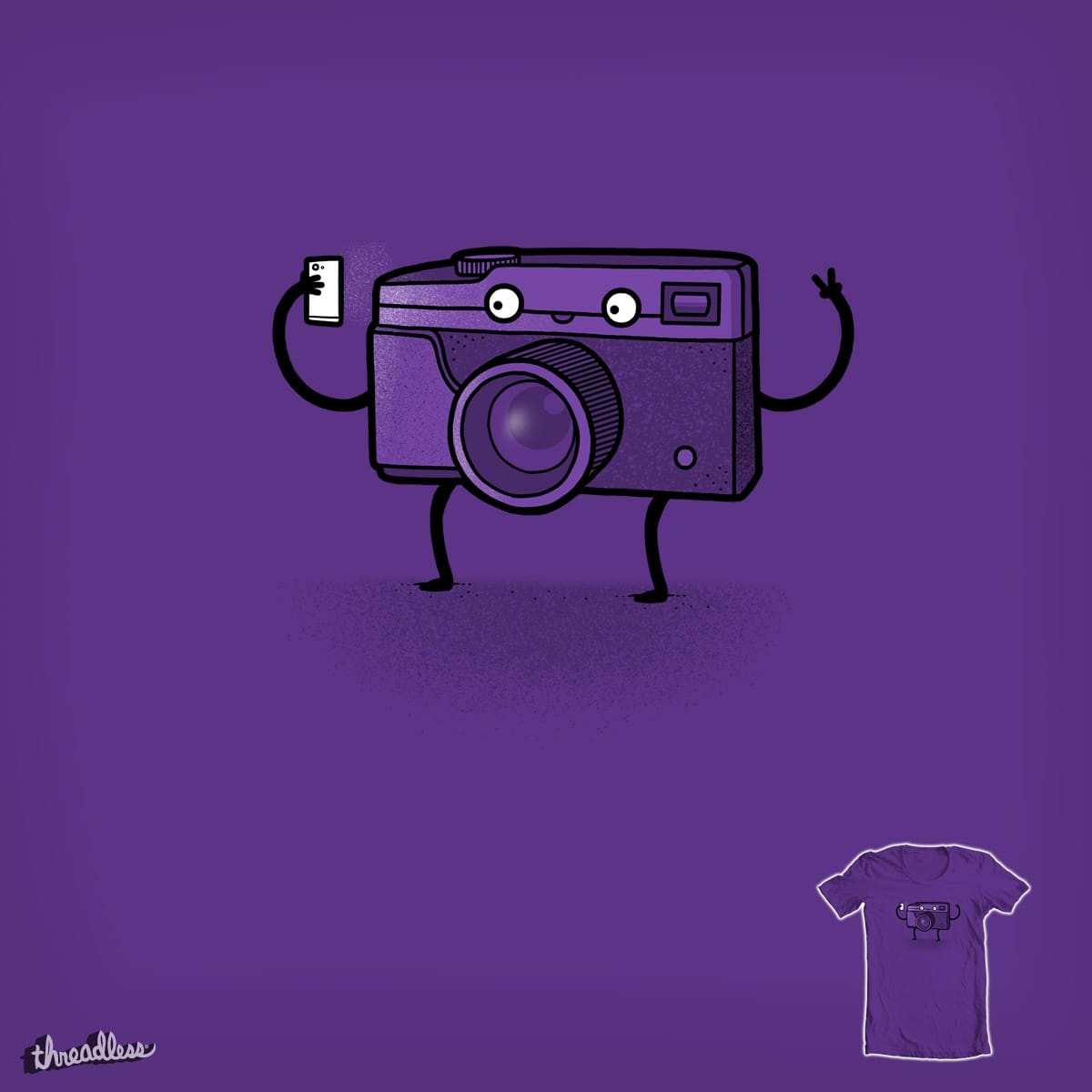 Narcissism  by randyotter3000 on Threadless