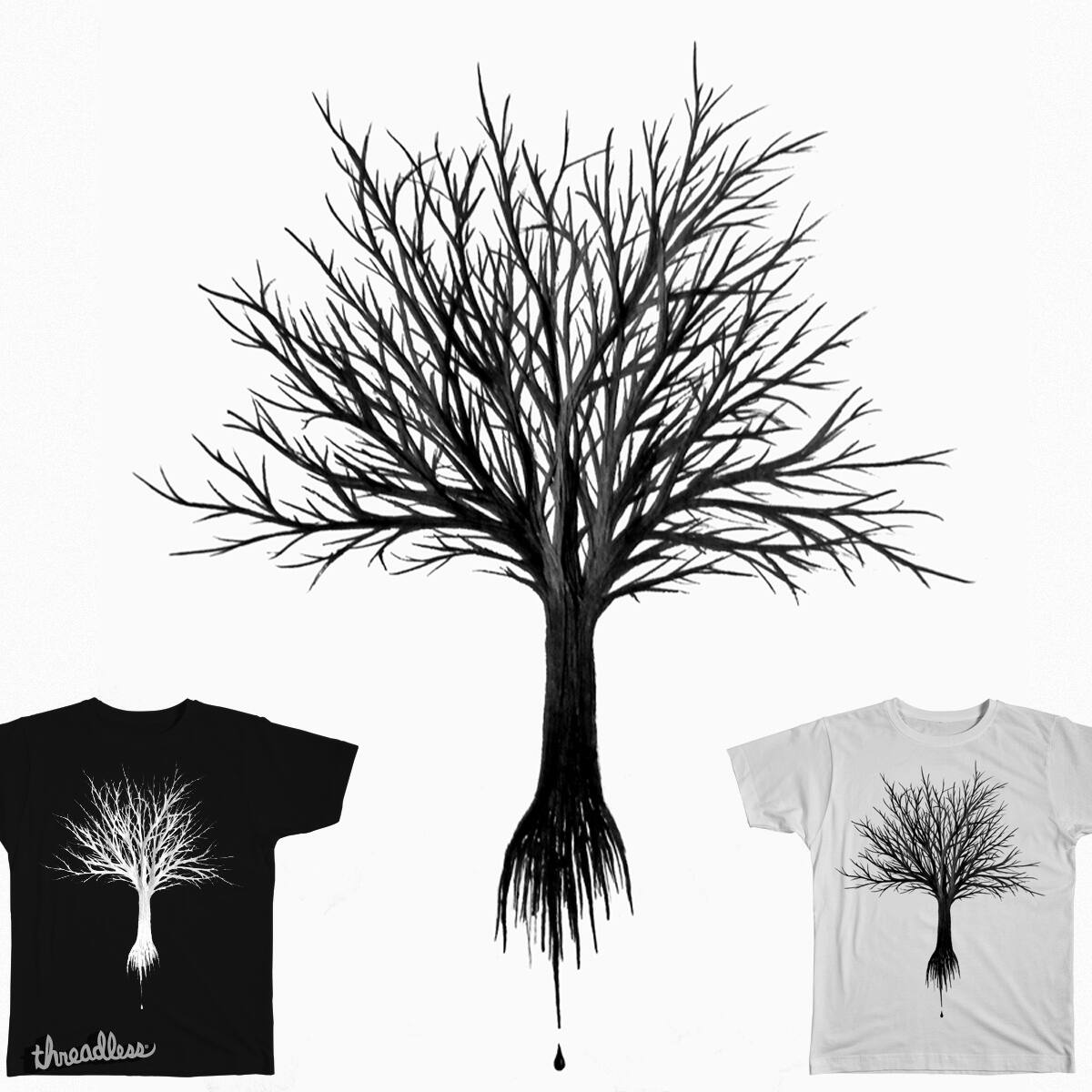 Treeshade by _R_ on Threadless